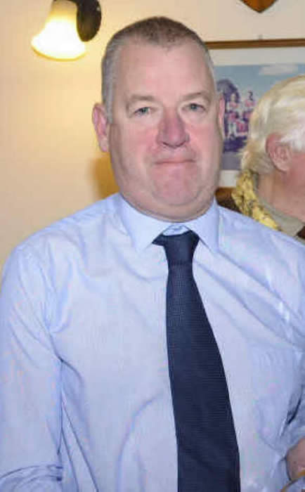 Alan Peach secretary, Paul Burton chief clock officer, Dave Williams chairman & Jim Summers president. - paulburton