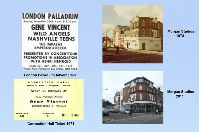 gene vincent all songs