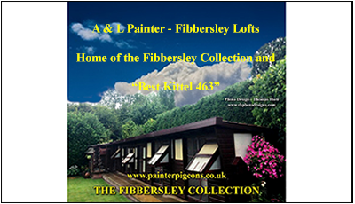 TONY & LEE PAINTER HOME OF THE FIBBERSLEY COLLECTION and BEST KITTEL 463